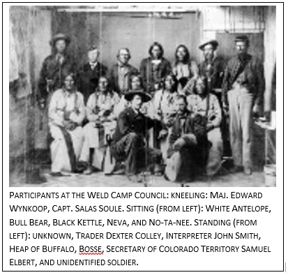 Camp Weld with names